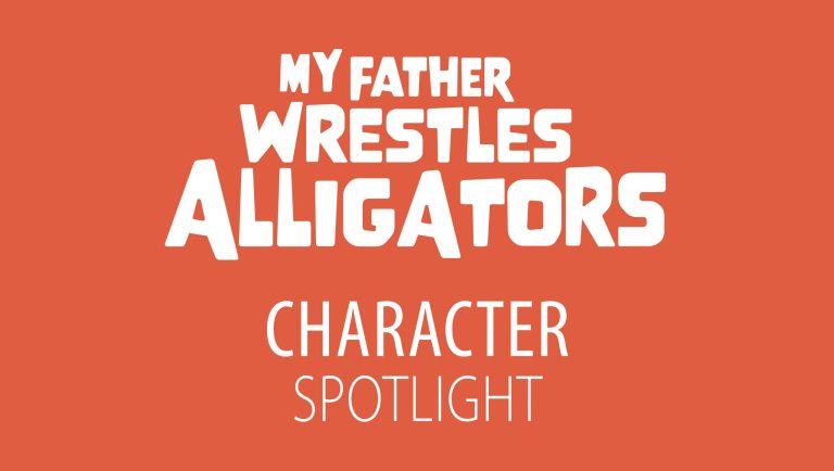Character Profile: Lucha Gator