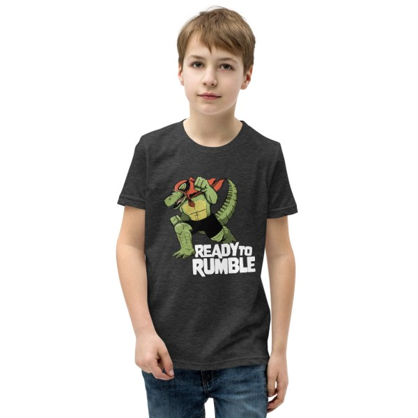 Ready to Rumble Youth Shirt