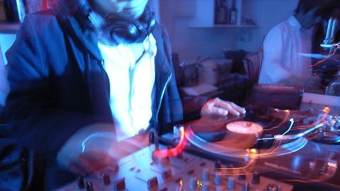 新横浜DJブース