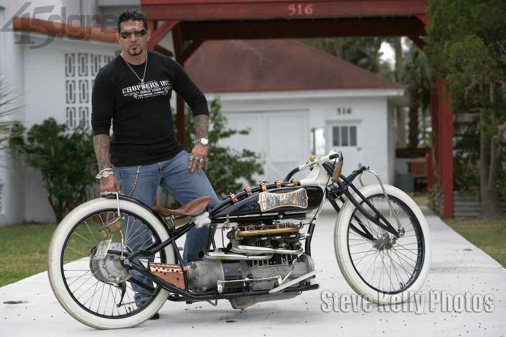 Choppers inc 1917 henderson by steve kelly photography for Motor city powersports hours