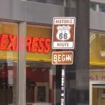 Start Rt66 Sign