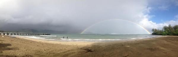 Rainbow Hanalei