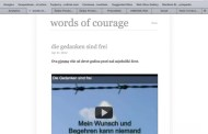 Words Of Courage – novi blog na ljudskopravnoj sceni