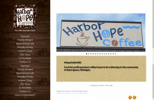 Harbor Hope Coffee Shop