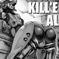 同人誌 KILL'EM ALL!