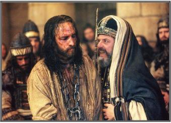 Caiaphas-and-Jesus