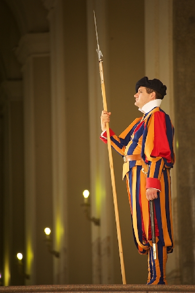 10_Swiss Guard, The Vatican_Graham Heys_(-)