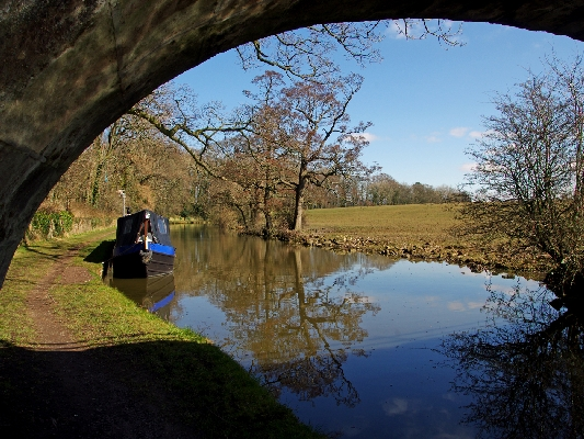 Beyond Bridge 79- Lancaster Canal