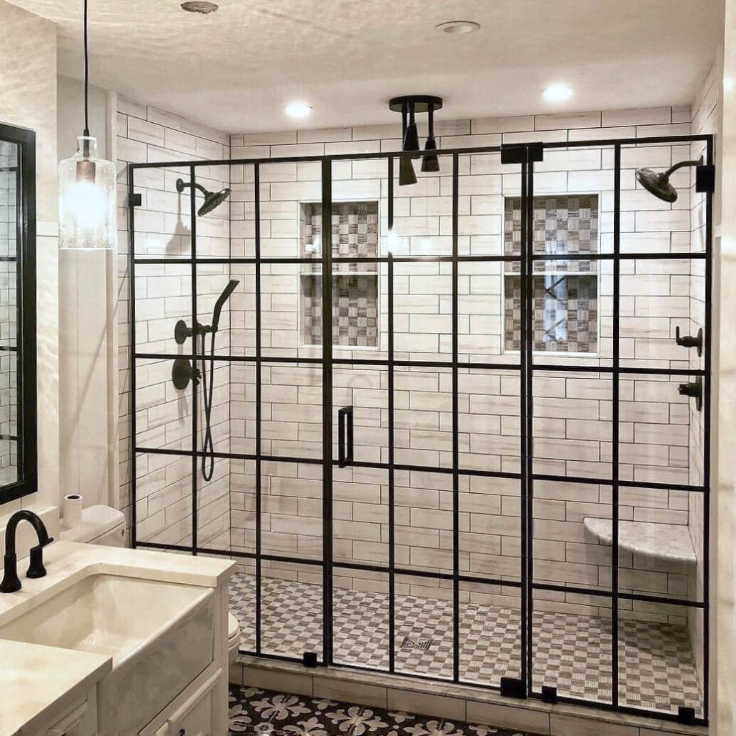 Glass Bathroom Trends Of 2019 New Angle Glass