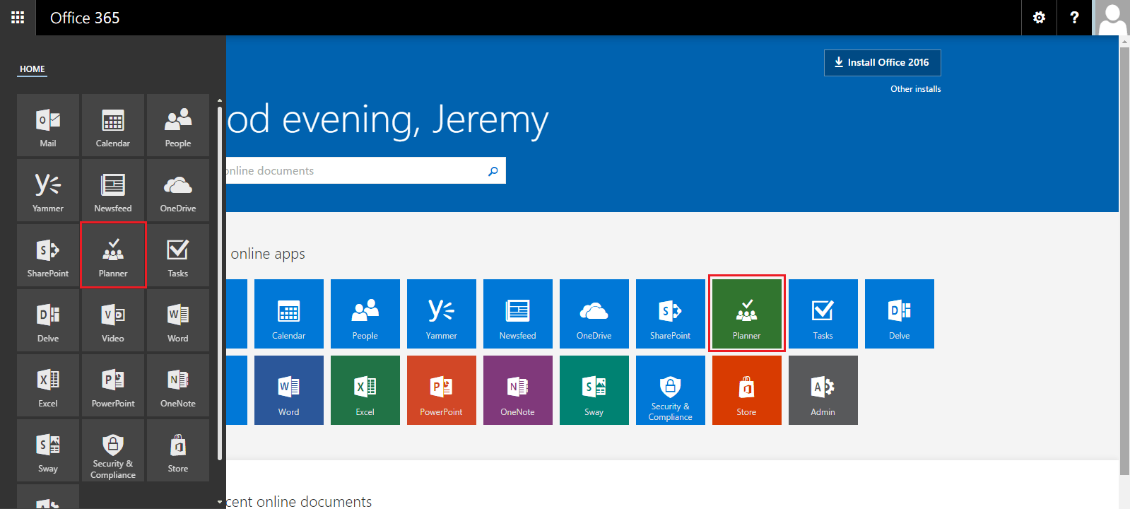 The Uses of Office 365 Planner for Project Management