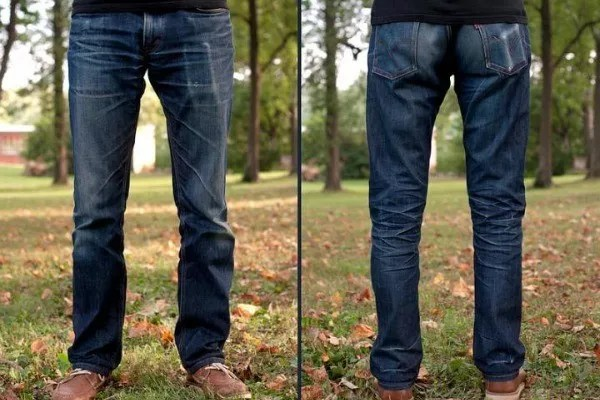 Fade Friday Levis 514 20 Months 2 Washes