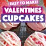 Valentines Day Cupcakes Fork And Beans