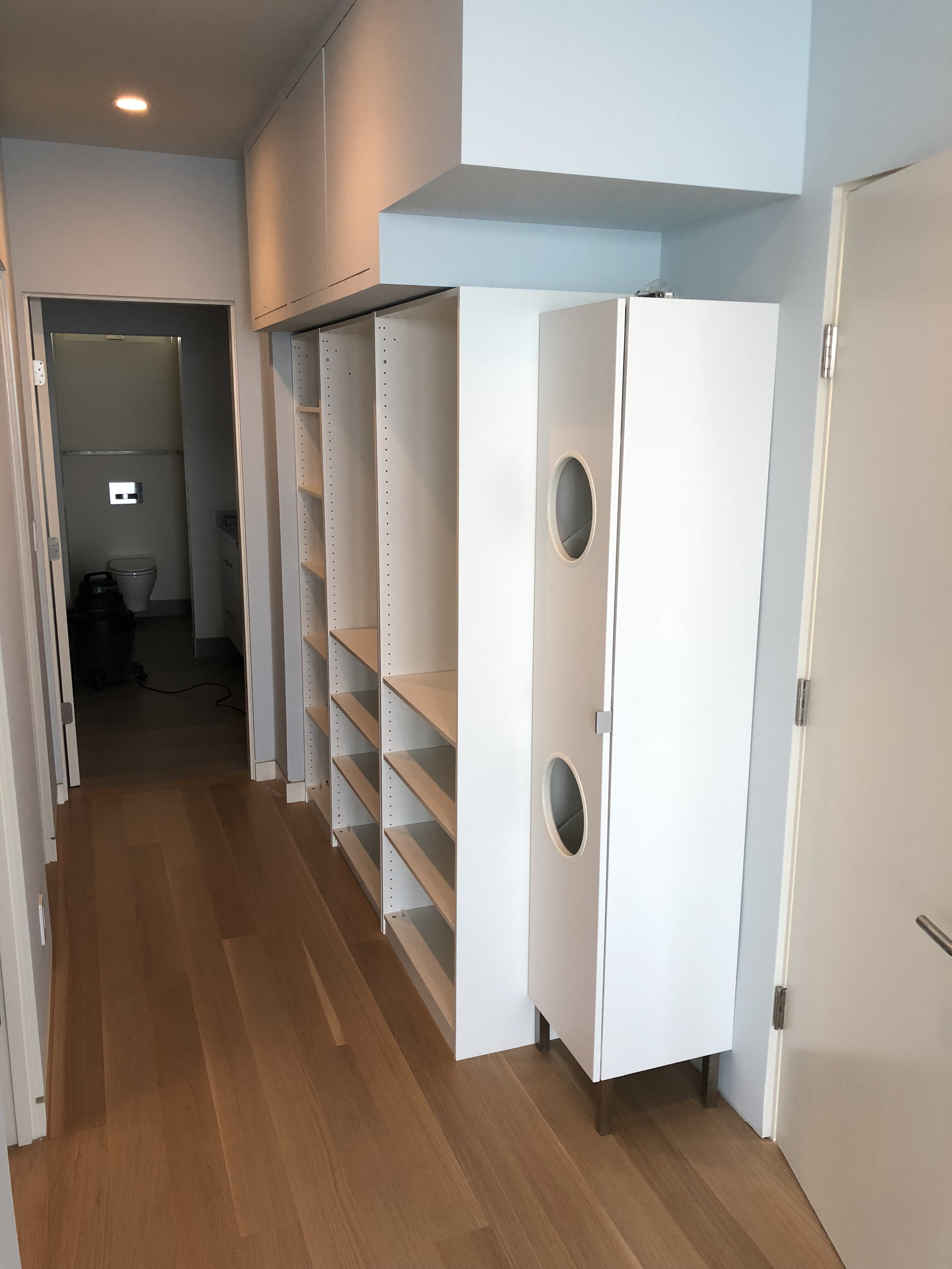 ikea – cutting down pax wardrobes and other – 46sfp