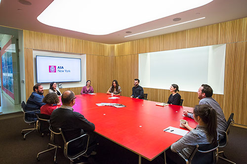 AIA New York - American Institute of Architects. New York Chapter