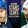Toronto Maple Leafs Vs Dallas Stars Game 51 Preview