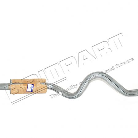 Exhaust spares and parts for Defender 90 and 110 series