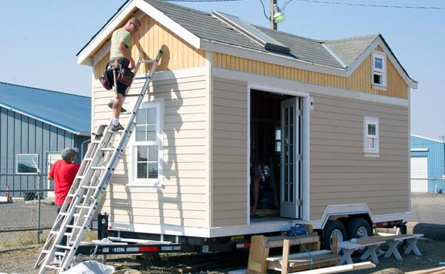 How To Build A Tiny House A Step By Step Guide