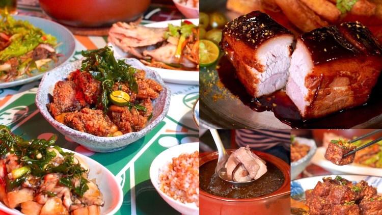 中山美食-罔市 可愛又復古台菜餐廳 結合餐酒館 還可邊吃飯邊打麻將、彈珠台