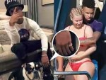 Iggy Azalea New BF Taunting French Montana With Her Bling And Dog