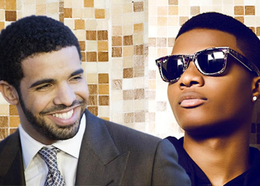 Drake X Wizkid - Come Closer (LEAK)