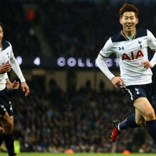 VIDEO: Manchester City 2 – 2 Tottenham Hotspur [Premier League] Highlights 2016/17