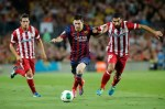 Barcelona See Off Atletico Madrid To Qualify For Copa Del Rey Final