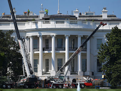0811-white-house-construction-getty-01-400x300 Foreign General News News Photos World news
