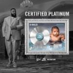 "DJ Khaled's 'Grateful' Album Goes ""Platinum"""