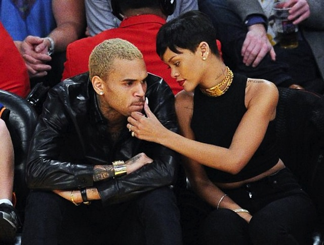 Rihanna-Chris-Brown-relationship Entertainment Gists Foreign General News News Relationships