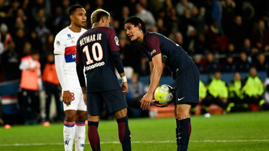 Neymar vs Cavani Penalty Fight - PSG Announces Club's Penalty Taker