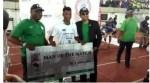 Nigeria vs Zambia: Abdullahi Wins Man of The Match, Gets N1m