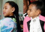 Beyonce Looks Almost Exactly Like Blue Ivy in Childhood Throwback Photo