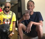 Davido's Friends Who Dropped Late Tagbo At The Hospital Arrested