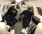 Dammy Krane Flying Private Jet Again, Six Months After His Arrest [Photos]