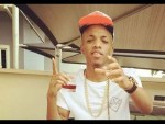 Video - Tekno Throws Out 1,000 Naira Notes From His Car On The Streets of Lagos