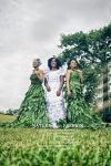 Photos: Nature Meets Fashion By Susan Rosemon (Dresses From Leaves)