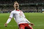 Eriksen Hat-trick Sends Denmark To Russia 2018 World Cup