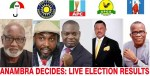 Anambra Elections – Obiano Leads in 11 LGA [Official Results]