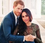 Official Engagement Photos of Prince Harry and Meghan Markle Released
