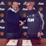 Manchester United Manager Jose Mourinho Signs Contract Extension Till 2020