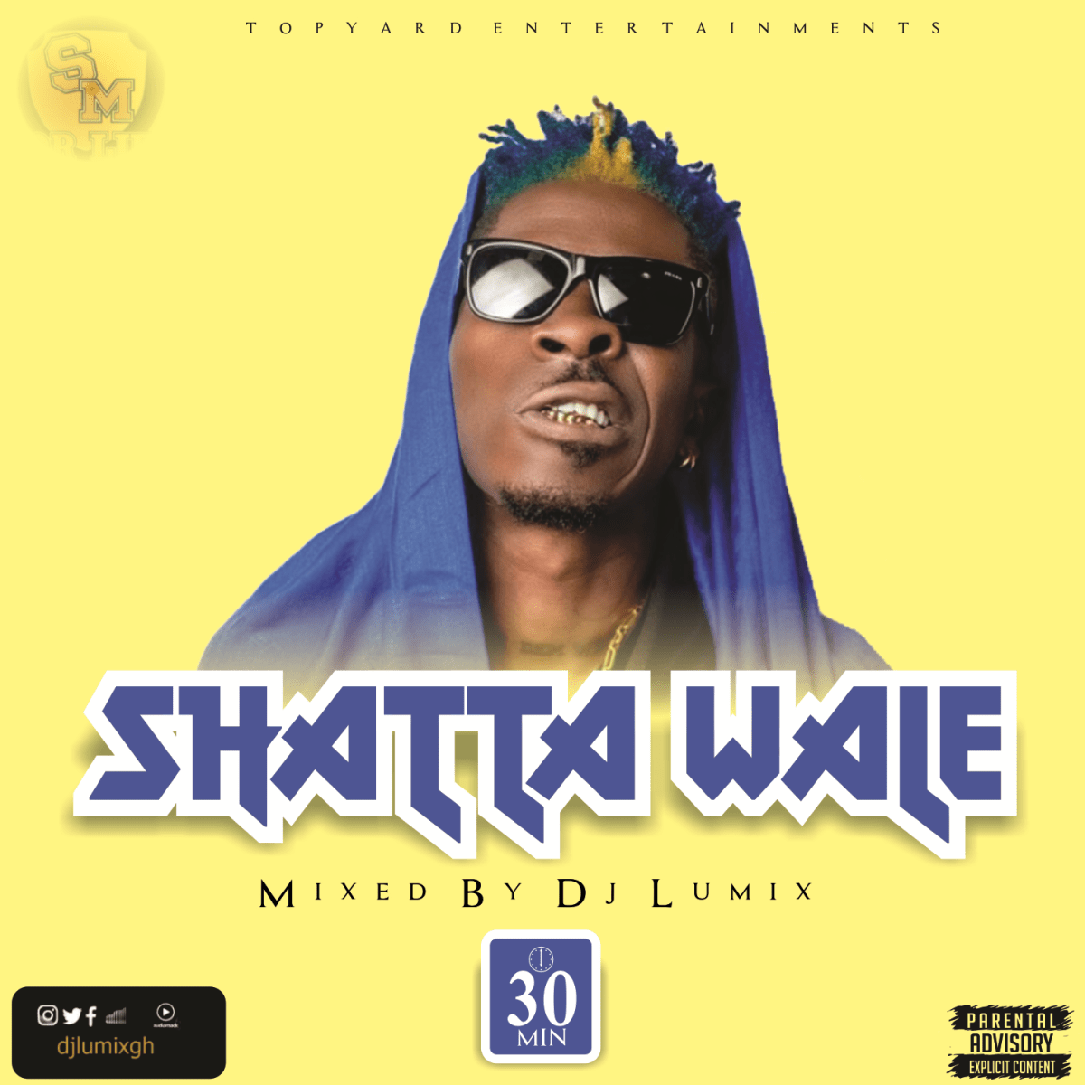 MIXTAPE: Dj Lumix – Shatta Wale Mix