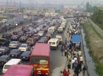 Lagosians React Angrily To increment of Lekki Toll Gate Fare Causing 'Incredible' Traffic Jam