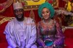 Photos From Wedding of Billionaire Daughter, Fatima Aliko Dangote to Jamil Abubakar in Kano