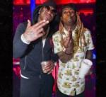 Lil Wayne & Birdman Father-Son Status Restored