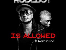 "Rudeboy (P-Square) – ""Is Allowed"" ft. Reminisce"