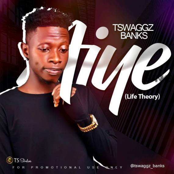 Tswaggz Banks - Aiye (Prod. By Kentee)