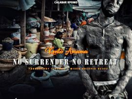 KentoAmama - No Surrender No Retreat