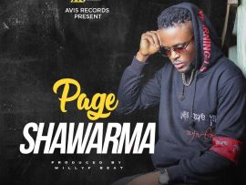 Page - Shawarma (Prod. Willy F Beat)