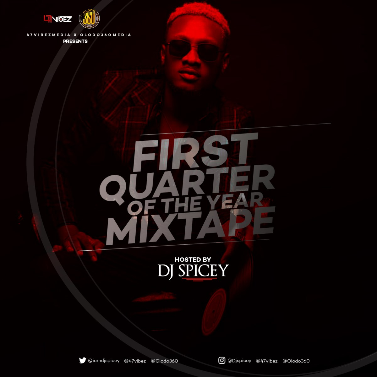 MIXTAPE: 47vibez X Olodo360 First Quarter Of The Year Mix – Hosted by DJ Spicey