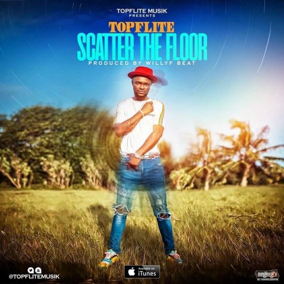Topflite - Scatter The Floor (Prod. WillyF Beat)